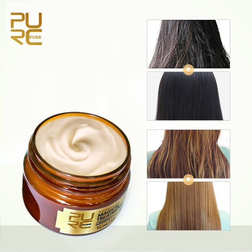 Magical Hair Mask Nourish Moisturizing Cream