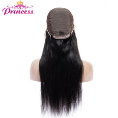 Brazilian Straight Lace Frontal Wig With Baby Hair Remy 13x5