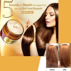 Keratin 5 Second Hair Mask Treatment