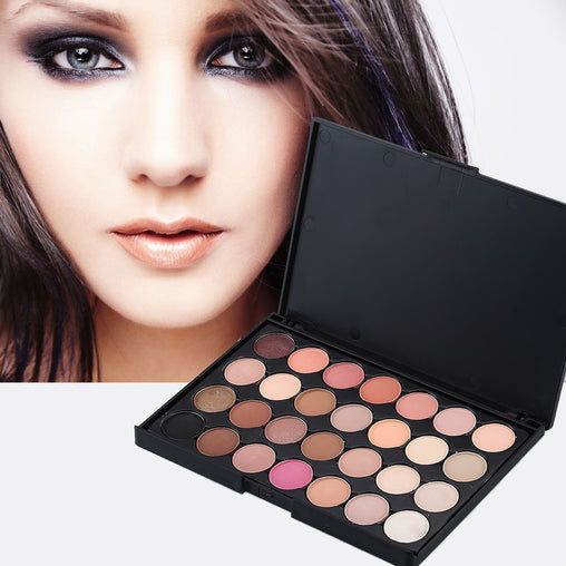 28 Colors Matte Eyeshadow