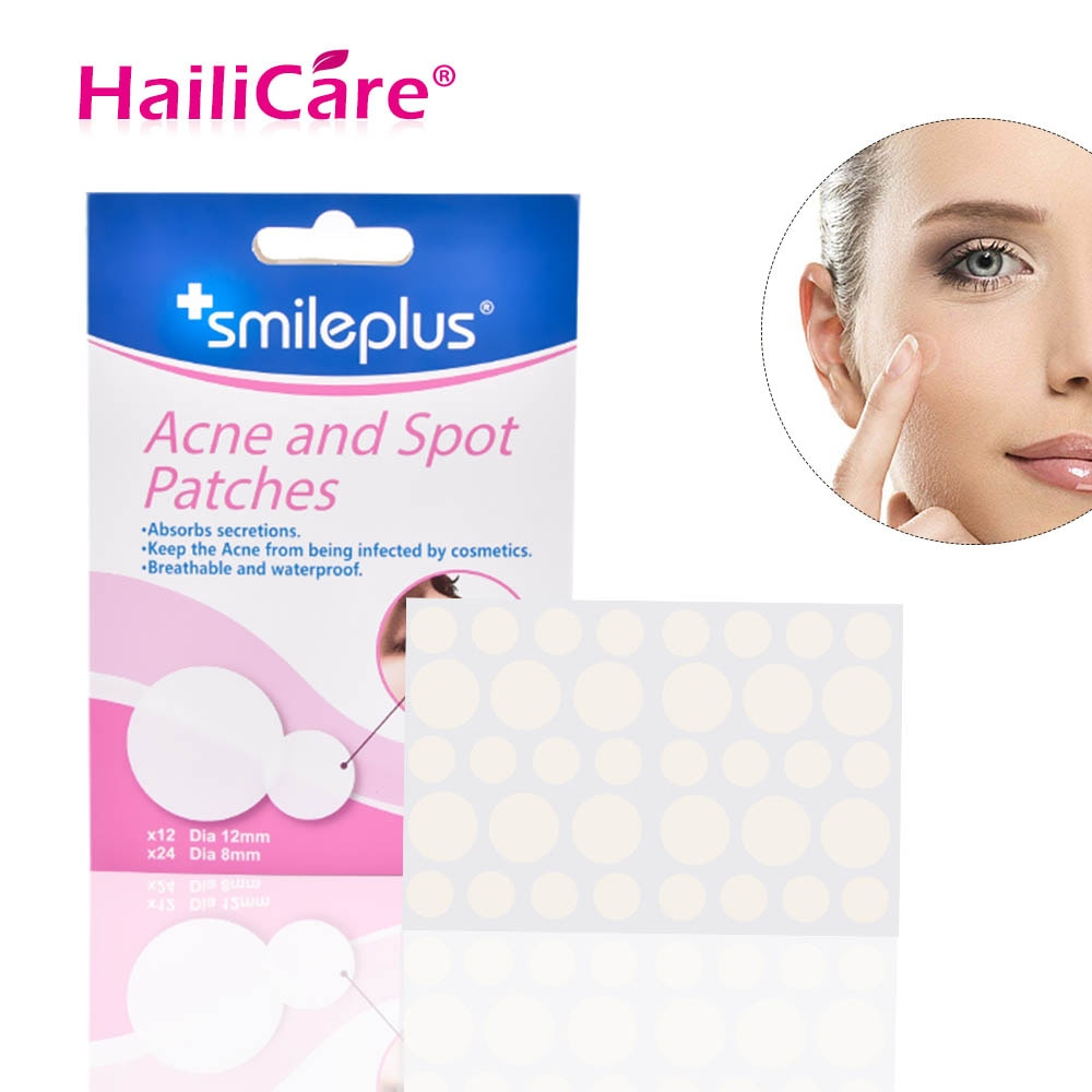 Invisible Acne Remover Sticker Set