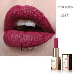 Waterproof Matte Lipstick