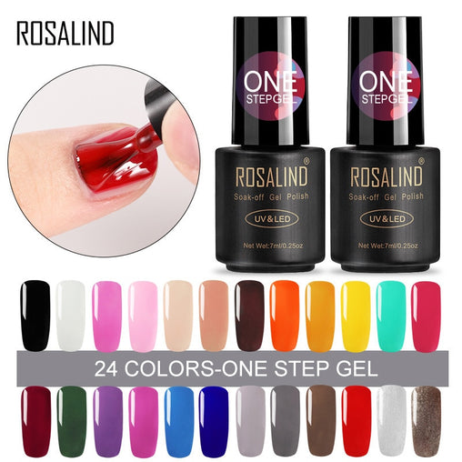 24 Colors Nail Varnish