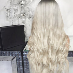 Sexy Natural Wavy Synthetic Wig