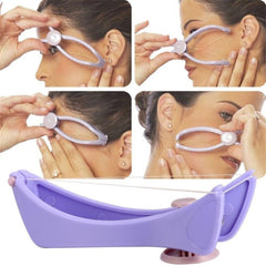 Mini Facial Hair Remover Spring Threader