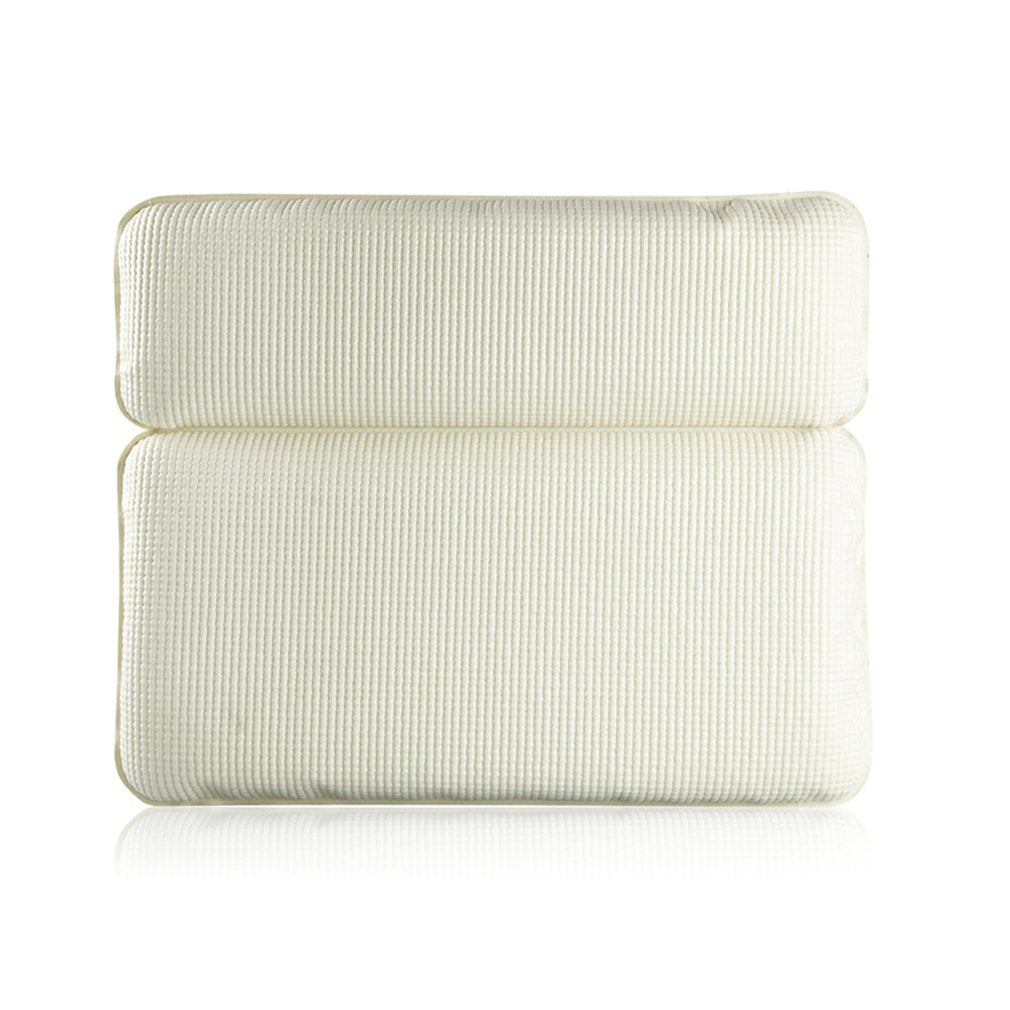 Bath Pillow Bathroom Products Home Spa Sponge Cups Shell Shaped Neck Bathtub Cushion Bathroom Accessories