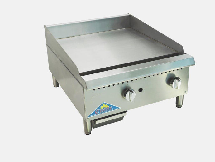 Heavy Manual Griddle 36
