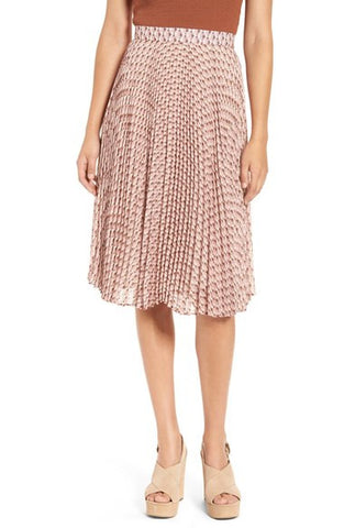 SCOUT PLEATED SKIRT