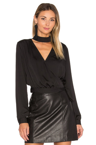 HIGH COLLAR WRAP