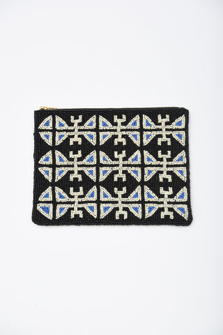 MANIDO BEADED CLUTCH