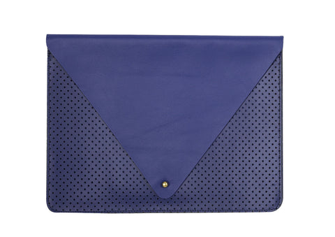 CEREMONY CLUTCH COBALT