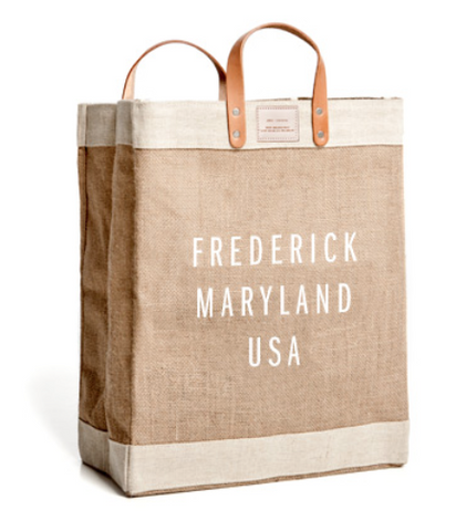 FREDERICK MD APOLIS MARKET BAG