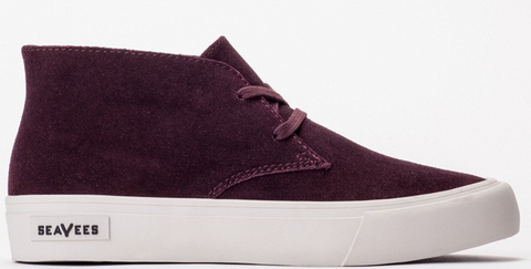 DEEP CHERRY MASION DESERT BOOT