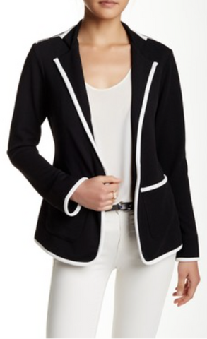 RIVIERA ELONGATED JACKET