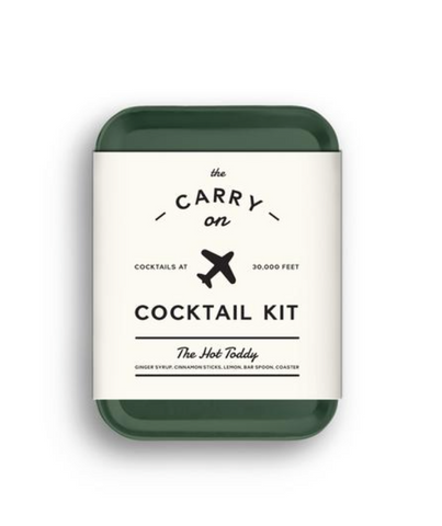 CARRY ON COCKTAIL KIT: HOT TODDY
