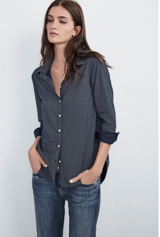 CLAIRE L/S BUTTON SHIRT