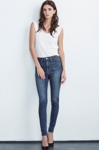 LILLY HIGH RISE SKINNY JEAN