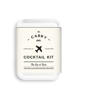 CARRY ON COCKTAIL KIT: GIN AND TONIC