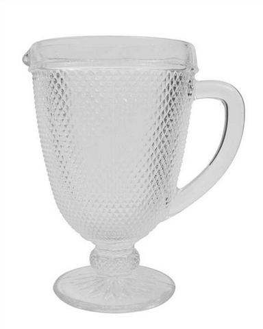 THE PRESSED GLASS PITCHER
