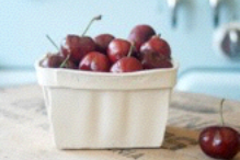 SMALL CHERRY BASKETS