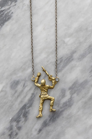 TOY STORY ARMY CRAWLER NECKLACE