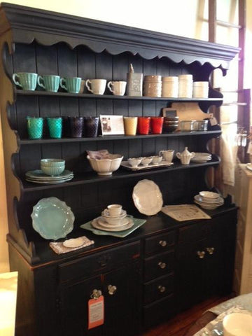 Vintage Dining Room Hutch