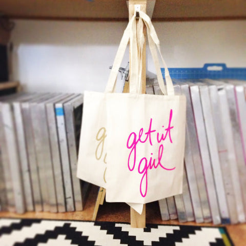 GET IT GIRL TOTE