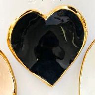HEART SHAPED RING DISH