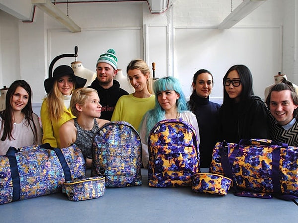 Mi-Pac x London College of Fashion