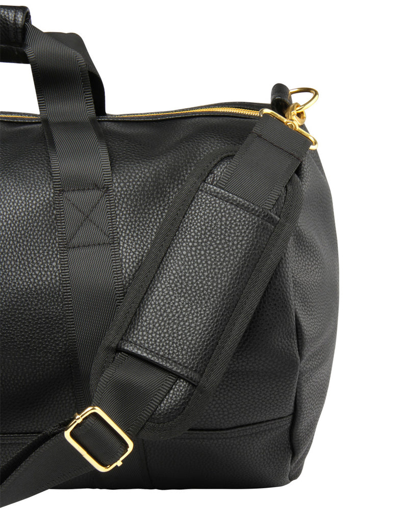 Mi-Pac Gold Duffel - Tumbled Black