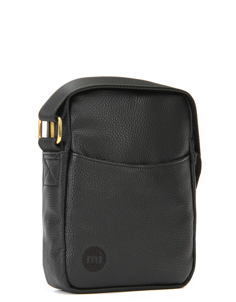 Mi-Pac Gold Flight Bag - Tumbled Black