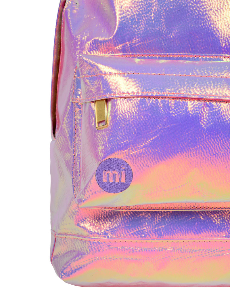 Mi-Pac Gold Mini - Hologram Iridium