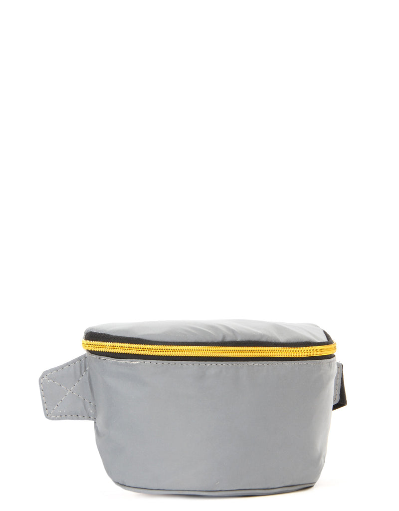 Mi-Pac Gold Bum Bag - Reflective Silver