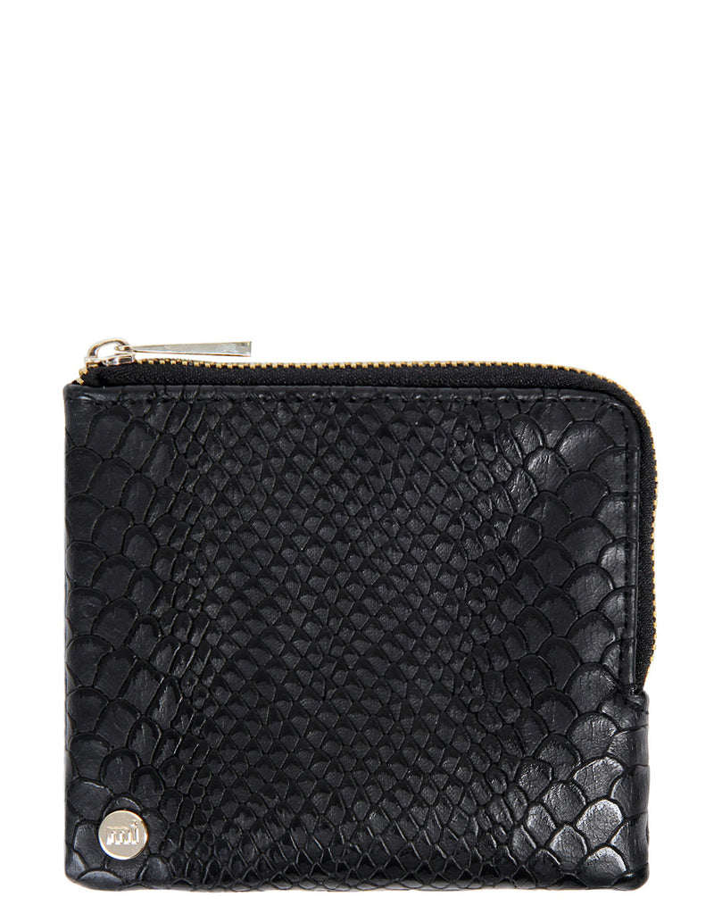 Mi-Pac Gold Coin Holder - Python Black