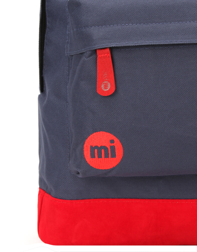 Mi-Pac Backpack - Classic Navy/Red