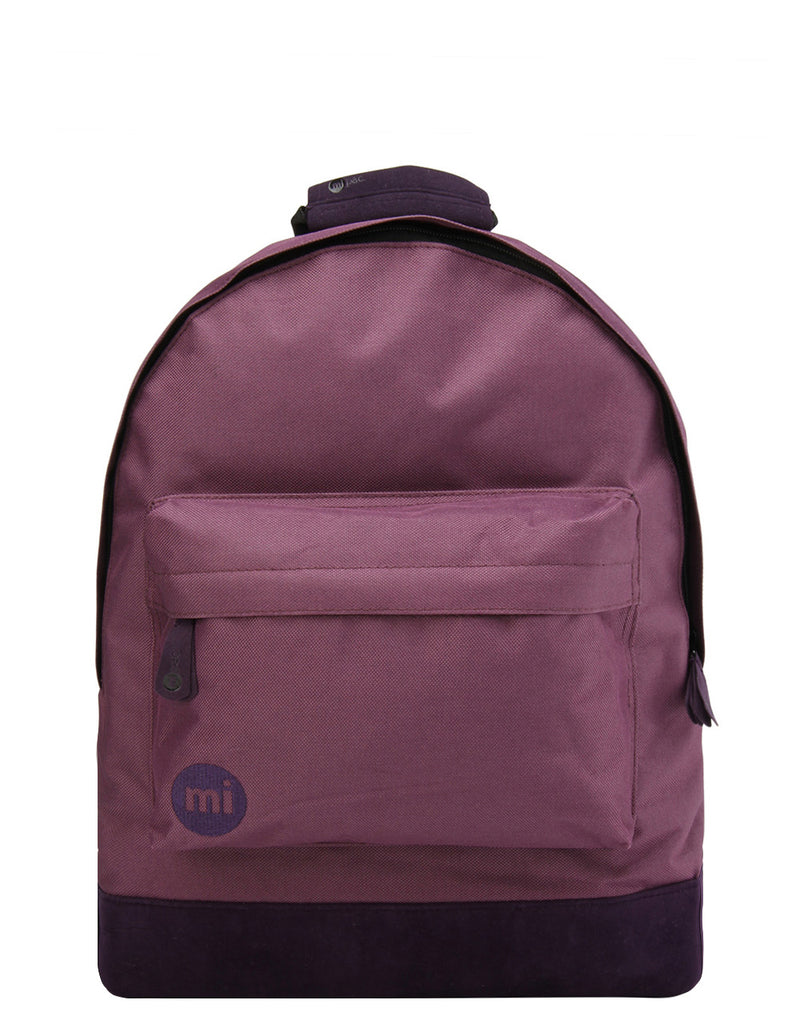 Mi-Pac Backpack - Classic Plum/Navy
