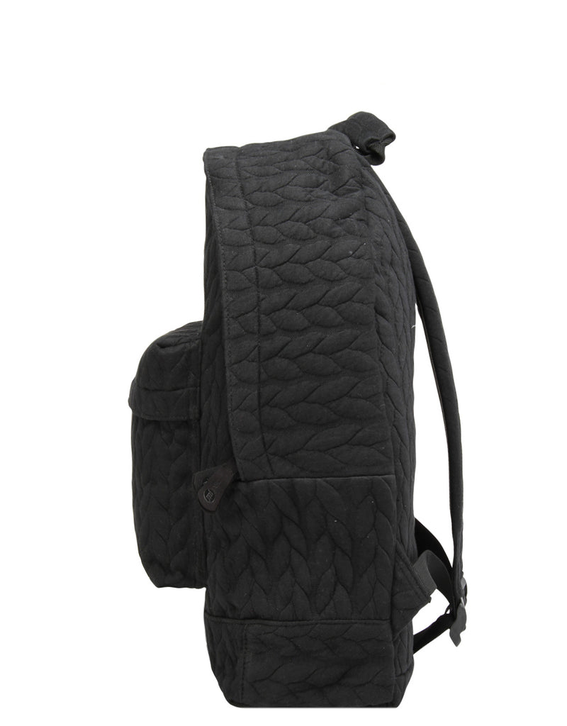 Mi-Pac Backpack - Jersey Rope Black