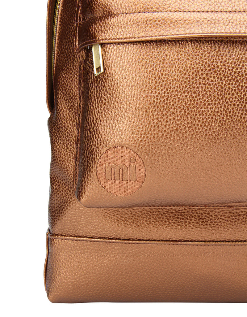 Mi-Pac Gold Backpack - Tumbled Copper