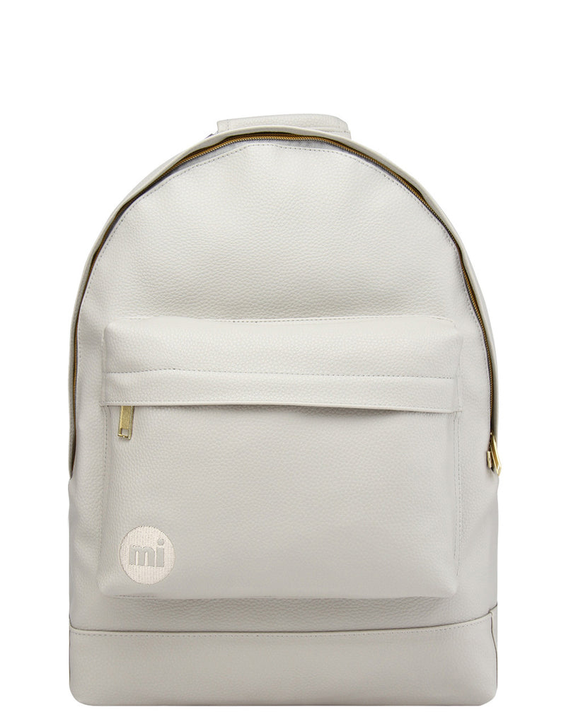 Mi-Pac Gold Backpack - Tumbled Light Grey