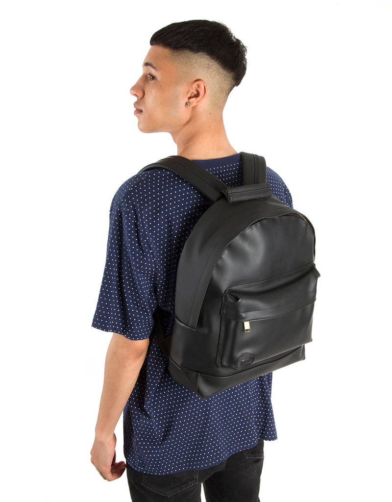Mi-Pac Gold Backpack - Rubber Black