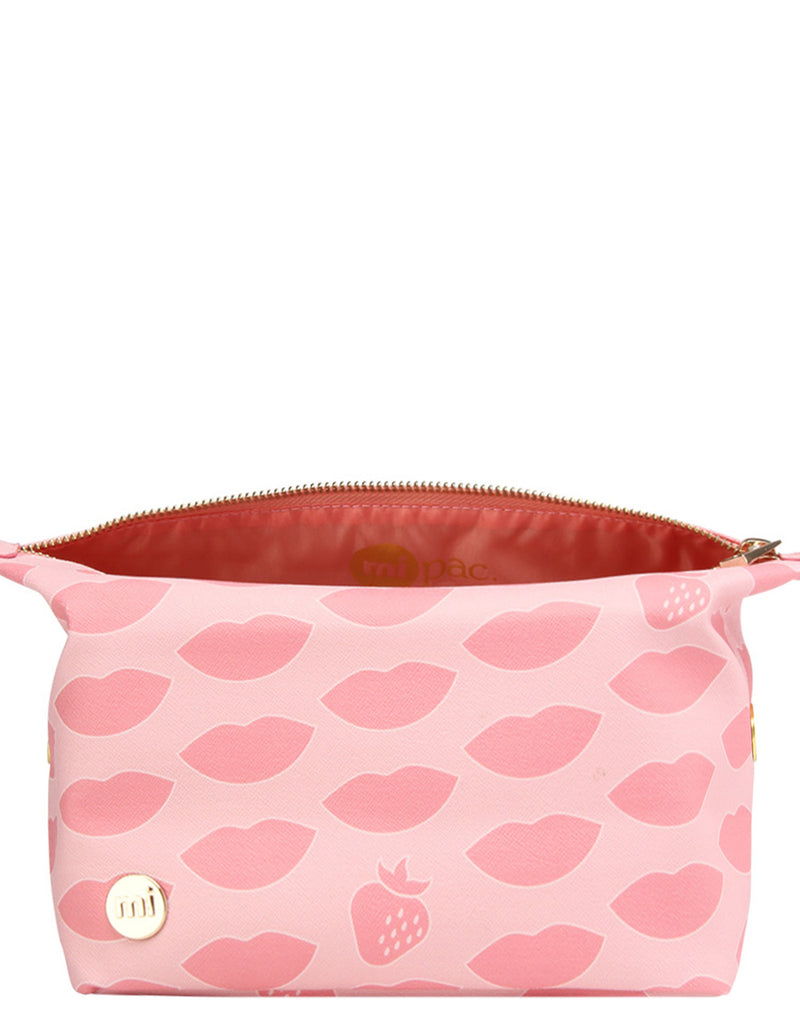 Mi-Pac Gold Wash Bag - Lypsyl Alpine Strawberry