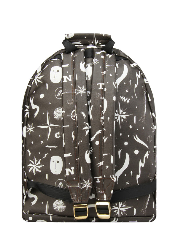 Mi-Pac Gold Backpack - Soulland Black/White