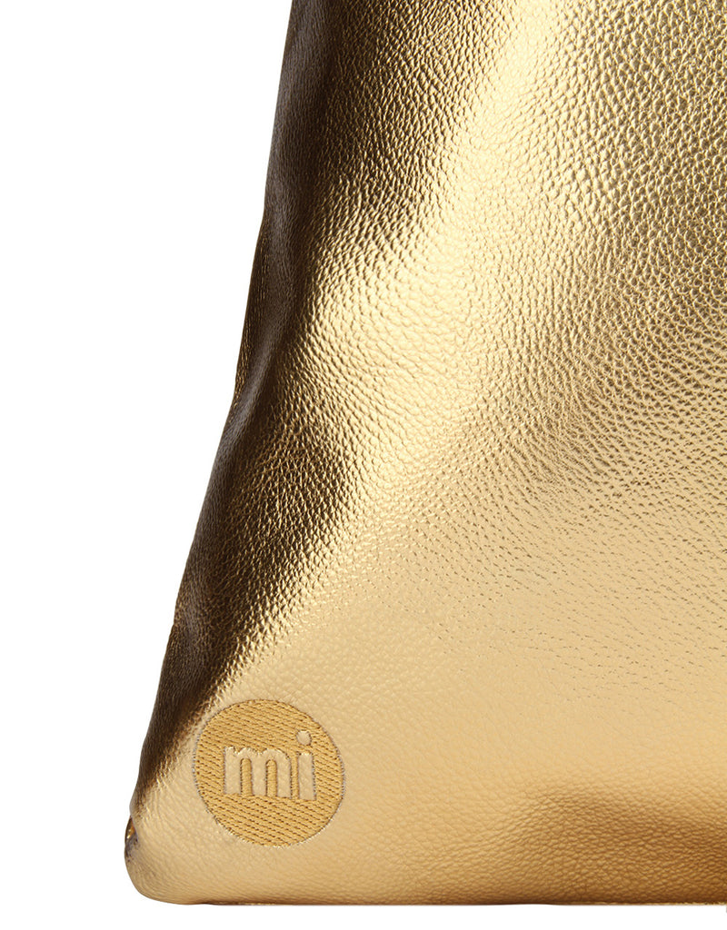 Mi-Pac Gold Kit Bag - 24K Gold