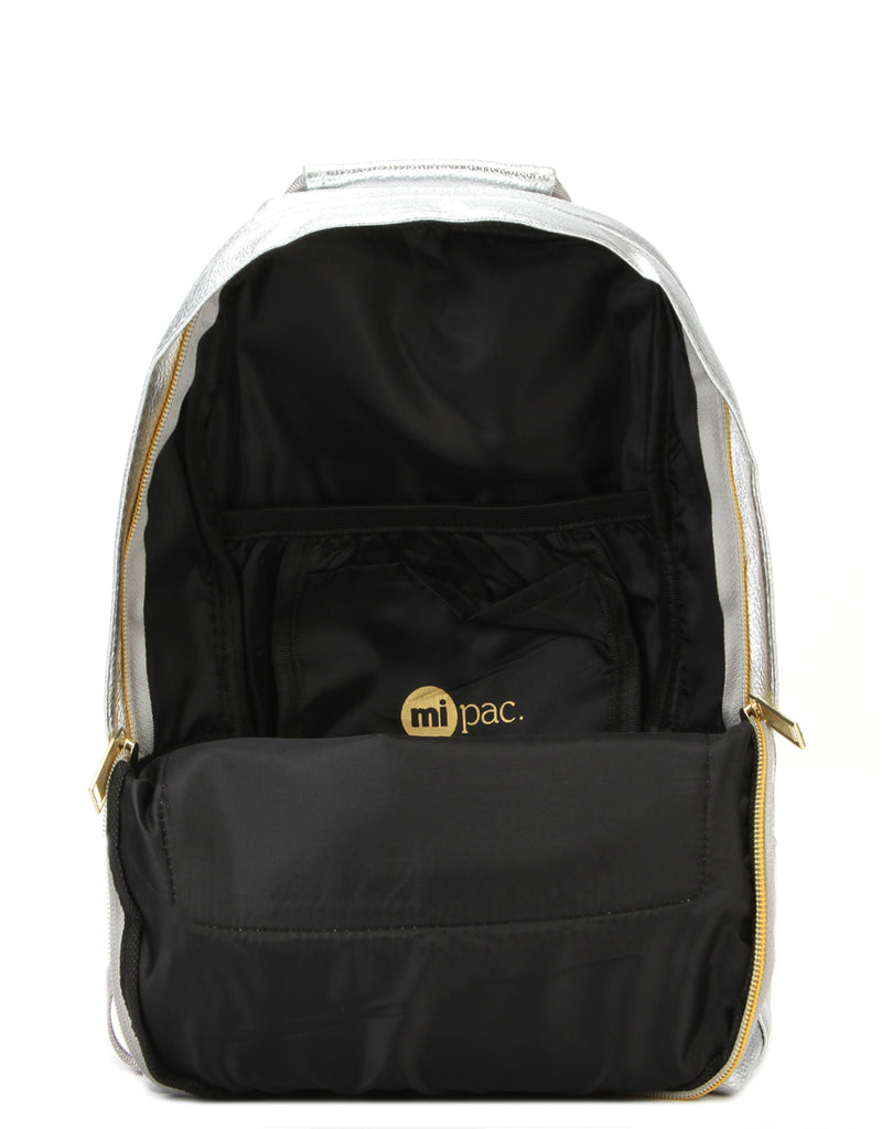 Mi-Pac Gold Mini - Metallic Silver