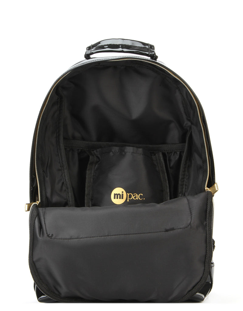 Mi-Pac Gold Mini - Patent Black