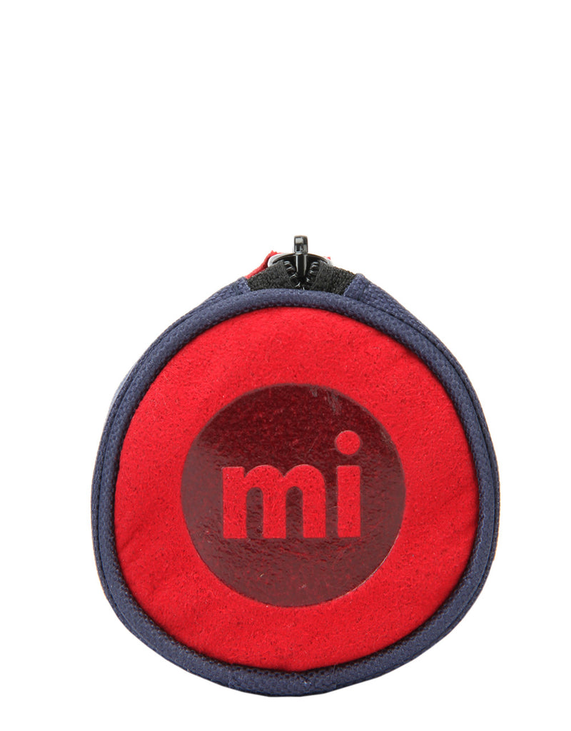 Mi-Pac Case - Classic Navy/Red