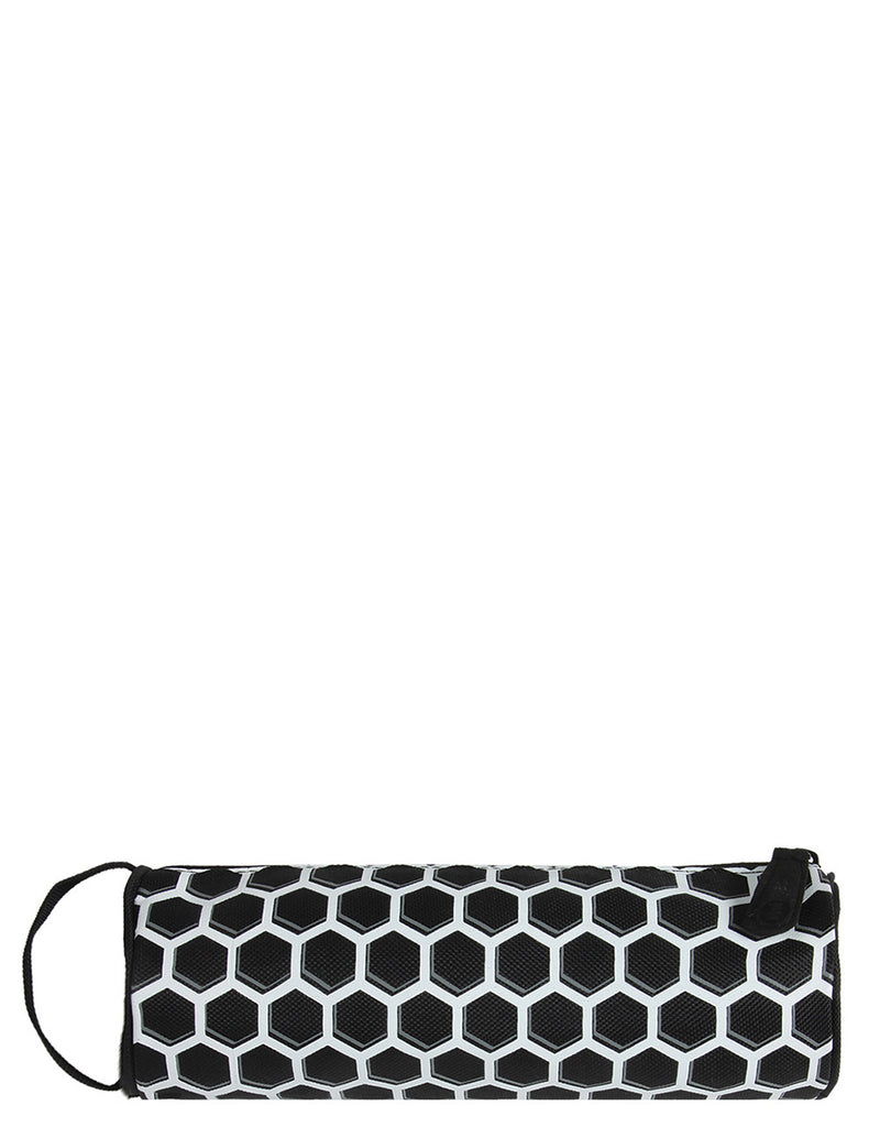 Mi-Pac Case - Honeycomb Black/White