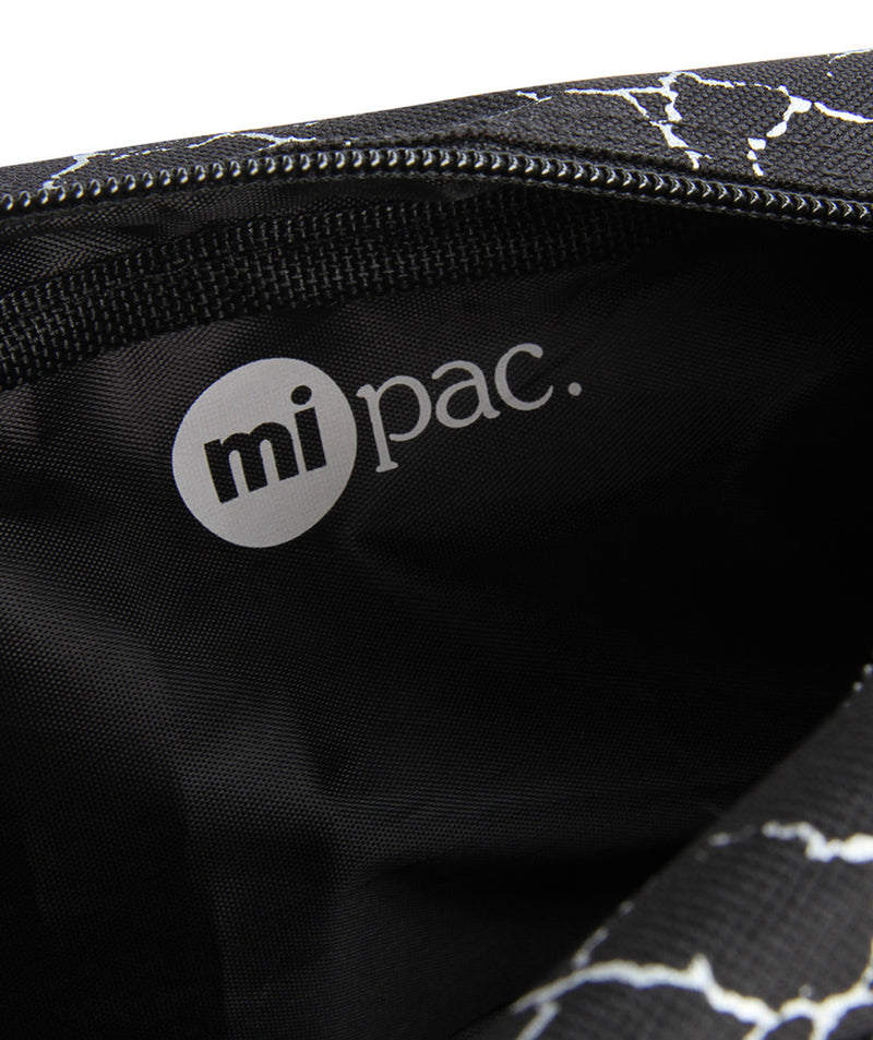 Mi-Pac Travel Kit - Cracked Black/Silver
