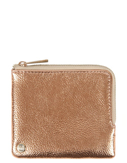 Mi-Pac Coin Holder - Metallic Rose Gold