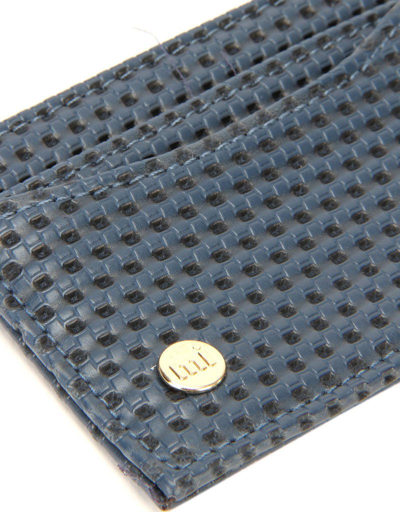 Mi-Pac Gold Card Holder - Perf Navy
